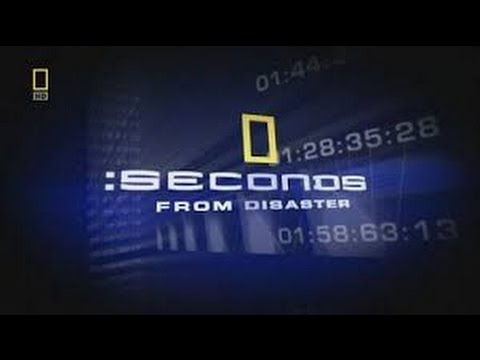 Seconds From Disaster S01E06   Wreck of the Sunset Limited