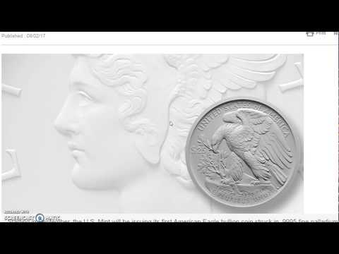 Download Youtube: $25 off on MCM $100+ Order! Palladium Eagle, Silver Liberty Medals and More!