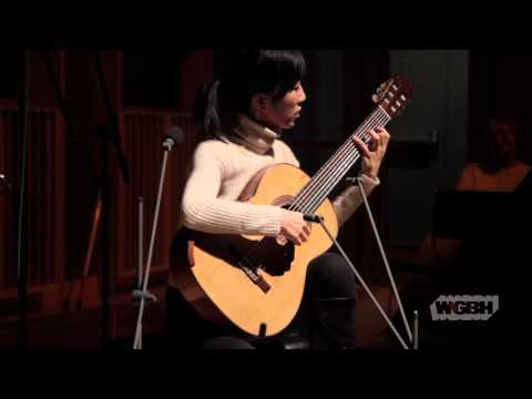 WGBH Music: Guitarist Xuefei Yang plays Bach's