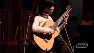 WGBH Music: Guitarist Xuefei Yang plays Bach