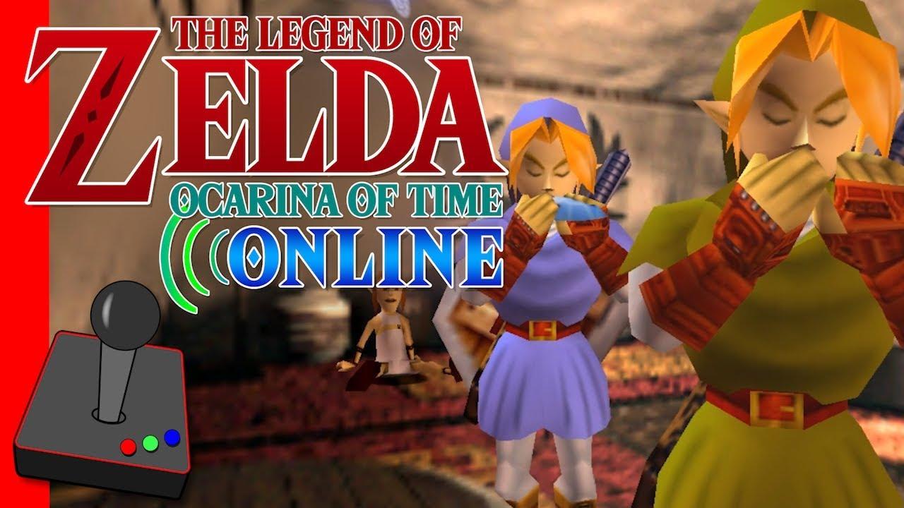 legend of zelda ocarina of time online free no download