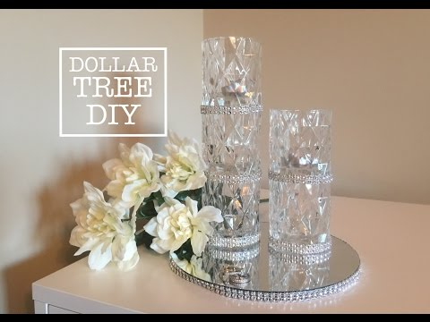 Dollar Tree DIY| Dollar Tree Wedding DIY |DIY Wedding Centerpieces|DIY Dollar Tree decor