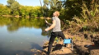 Рыбалка в Харьковской области. Видеоотчет(, 2014-09-14T07:50:07.000Z)