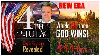 Spring Ends, GOD WINS, New Era Begins, July 4 Celebrations coming! (Bo Polny)