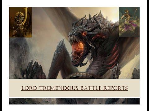 #192 Tremendous Battle Reports Shiloh GT 2015 Game 5