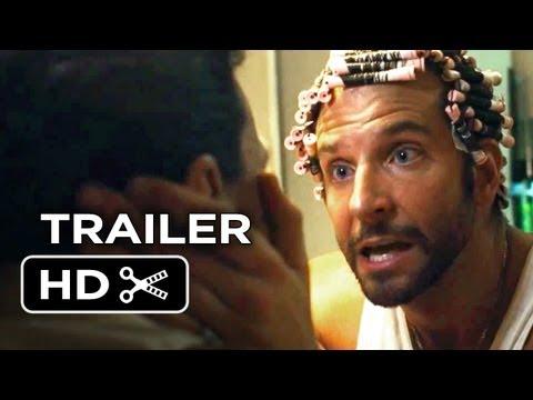 American Hustle TRAILER 2 (2013) - Amy Adams, Jennifer Lawrence Movie HD