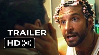 American Hustle TRAILER 2 (2013) - Amy Adams, Jennifer Lawrence Movie HD
