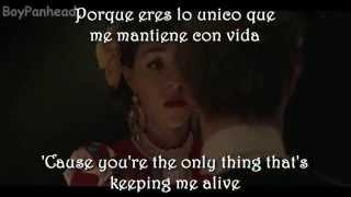 Pierce The Veil - Bulls in the Bronx [Official Video] (Lyrics English) (Subtitulado En Español)