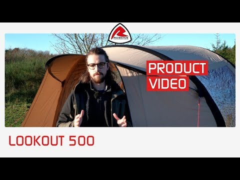 Robens Lookout 500 Air / Inflatable Tent (2019) | Pure Outdoor Passion