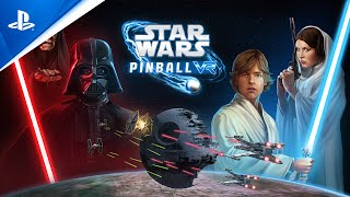 Star Wars Pinball VR - Announcement Trailer I PS VR
