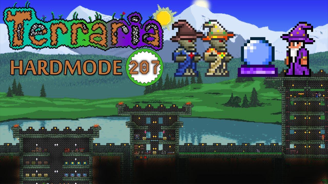 Terraria    Mage Build