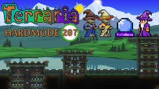 Terraria - LET'S BUILD A WIZARD TOWER