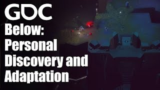 A New Dimension to Below: Personal Discovery and Adaptation