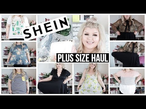 7b158dbabb Shein Plus Size Clothing Try On Haul June 2019