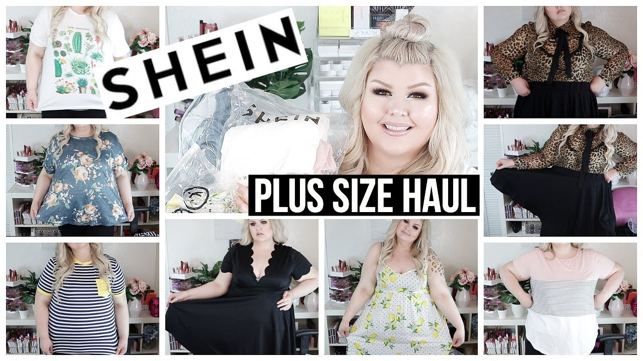 cc4bfd842871 Shein Plus Size Clothing Try On Haul June 2019 - YouTube