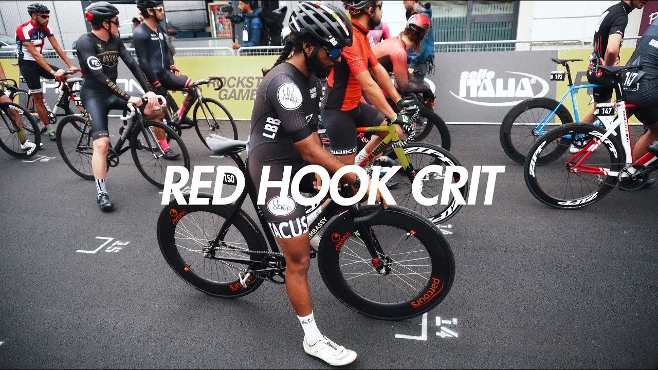 Benny Joseph Becomes First Indian Red Hook Crit Racer