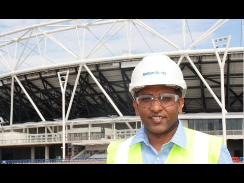 Balfour Beatty brings out the Hammers