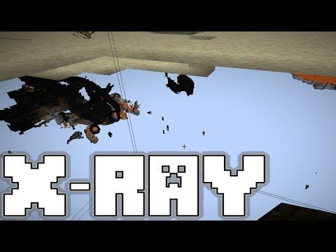 Minecraft 1.14.1 - X-Ray Trick