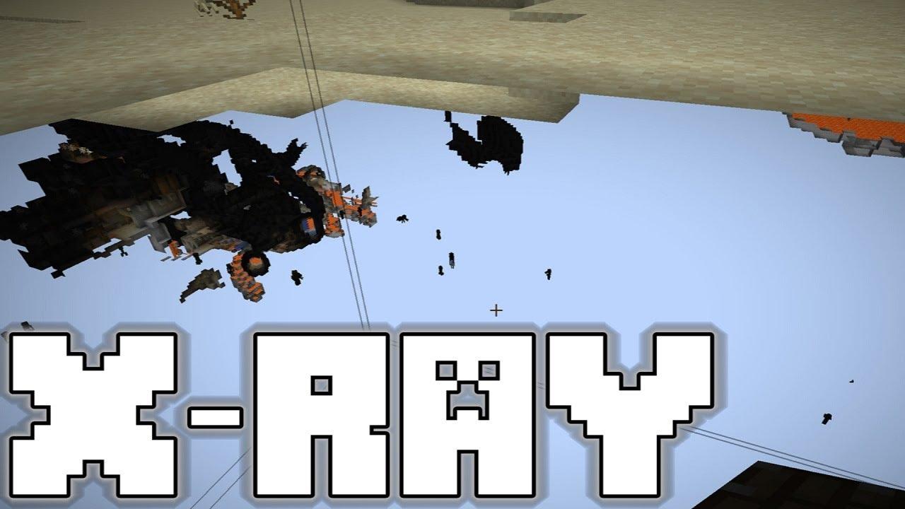 Minecraft 9.94.9 - X-Ray Trick