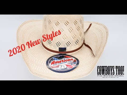 Center Of The Nation COWBOYS TOO! Product Review - American Hat Company, Inc.