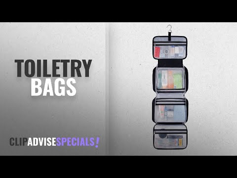 10-best-toiletry-bags-[2018-best-sellers]:-premium-hanging-toiletry-bag-travel-kit-for-men-and-women