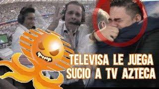 Televisa Bloquea Señal de TV Azteca en México vs Corea del Sur, Narradores Panameños lloran Boser