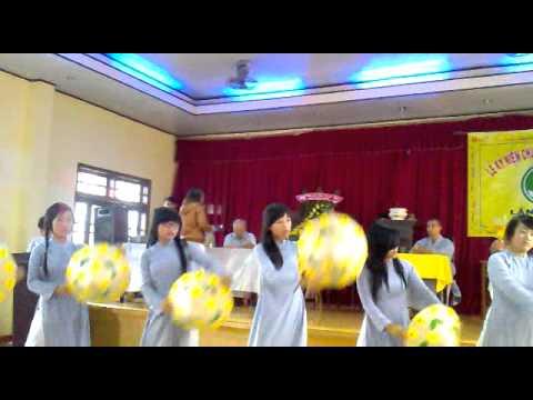 múa Việt Nam gấm hoa (KĐ)