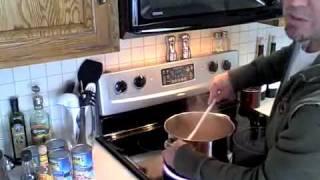 Todd Eby's Kitchen - White Chicken Chili Part Ii