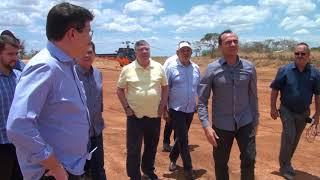 Complexo da Brisanet - Maia Junior Secretário de Planejamento do Ceará