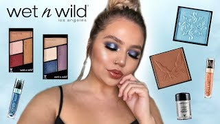 NEW WET N WILD FIRE DRAGON VS. ICE DRAGON | FIRST IMPRESSIONS + REVIEW | Makeupbytreenz