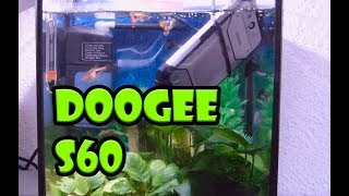 DOOGEE S60. Análisis en español de este teléfono todoterreno.