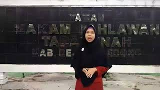 English for tourism by:Annisa Febriani(17551006)