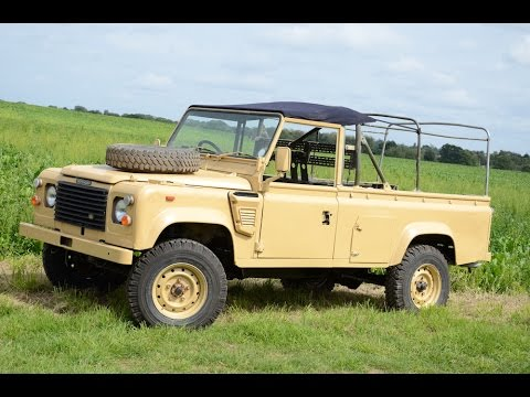 Paint your Defender over a weekend