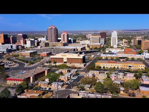 ABQ ABOVE Ep. 01 (4K Cinematic Drone Slow TV Series - Albuquerque, New Mexico)