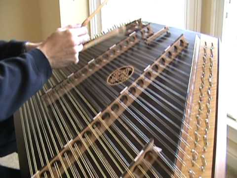 Carol of the Bells Hammer Dulcimer Solo