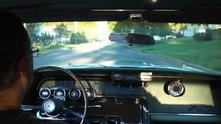 1965 Ford thunderbird test drive