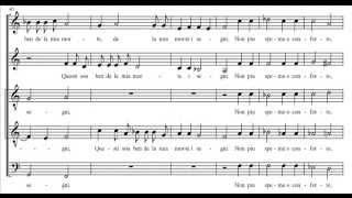 Michelangelo Rossi - Occhi, un tempo mia vita