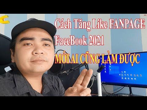 cách hack like ảnh trên fanpage facebook - Cách Tăng Like Fanpage Miễn Phí Mới 2021