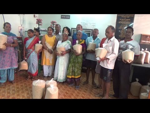 Cortalim village panchayat to support farmers by providing free rice seeds