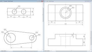 AutoCAD Training Exercises for Beginners - 2