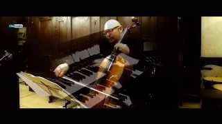 F.  Liszt, ELEGIE No.  1 - Zuzana.M. Ferjencikova, Organ & Michael C. Weissman, Cello