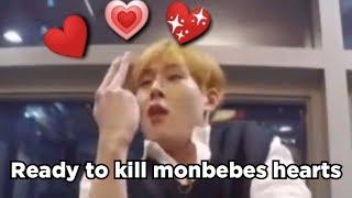 monsta x moments that make me blush