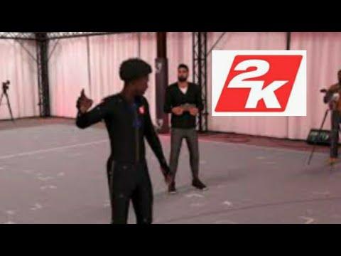 NBA 2K20 MYCAREER EP 17 - 2K Mocap Studio Motion Capture For NBA 2K21