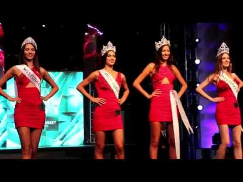 Miss Turkey 2016 at Regnum Carya Golf & SPA Resort Hotel
