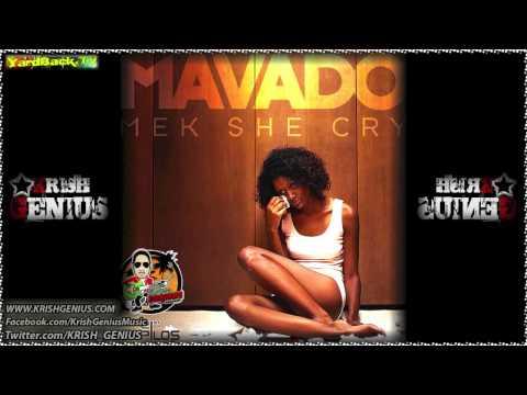 Mavado - Mek She Cry - July 2012