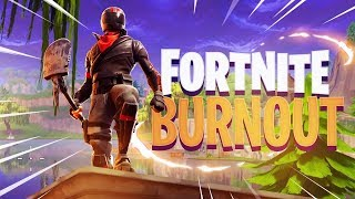 Fortnite: Burnout Skin