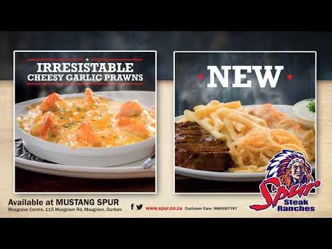 Mustang Spur Specials Jan 18
