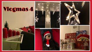 VLOGMAS 4/dekorujemy moje studio na święta!