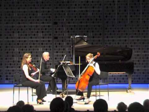 Erik Bergman: Trio Op. 2, iii. Finale - Allegro con brio