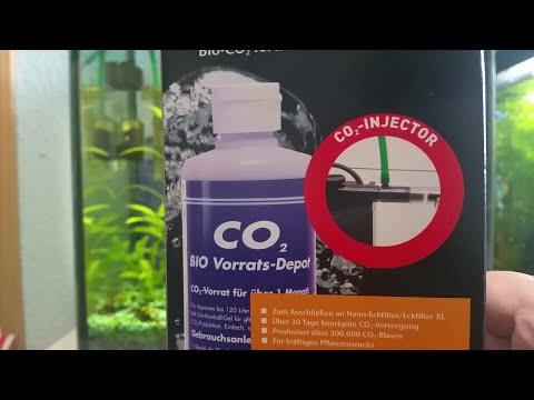 CO2 Microflipper vs. Injector der Vergleichstest mit Dennerle Bio CO2 Vorrats-Depot